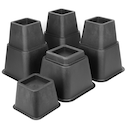 Pack of 8 Furniture Risers | M&W