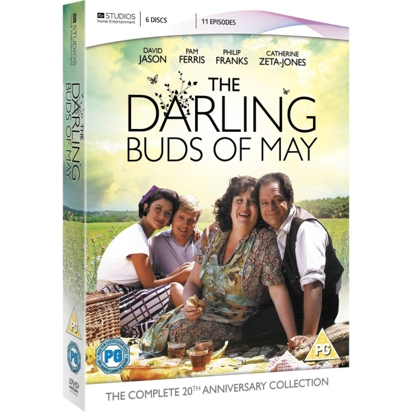 The Darling Buds of May Complete Collection DVD