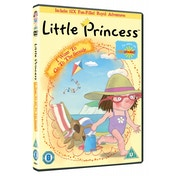 Little Princess I Want To Go To The Seaside DVD