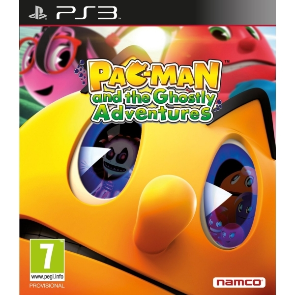 Image of Pac [PS3]