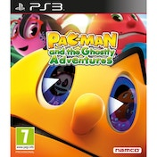 Pac-Man And The Ghostly Adventures Game PS3