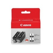 Canon 0628B025 (5 BK) Ink cartridge black, 800 pages, 26ml, Pack qty 2