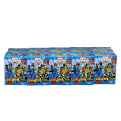Marvel HeroClix X-Men the Animated Series, the Dark Phoenix Saga Colossal Boosters (10 Bricks)