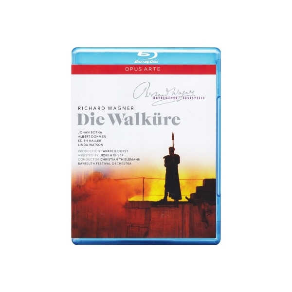 Wagner Die Walkure Blu-Ray
