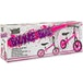 Xootz Balance Bike for Toddlers and Kids Training Bicycle with Adjustable Seat and No Pedals Pink - Image 3
