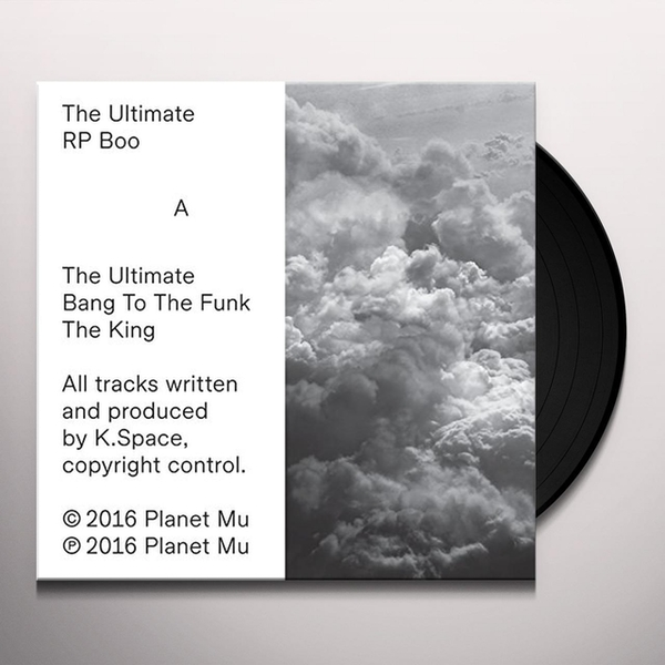 RP Boo – The Ultimate Vinyl