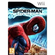 Spider-Man Edge Of Time Wii Game
