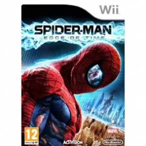 Image of Spider Man [Wii]