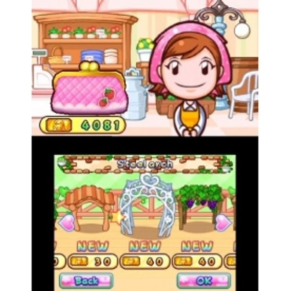Gardening Mama 2 Forest Friends 3DS Game - Image 2