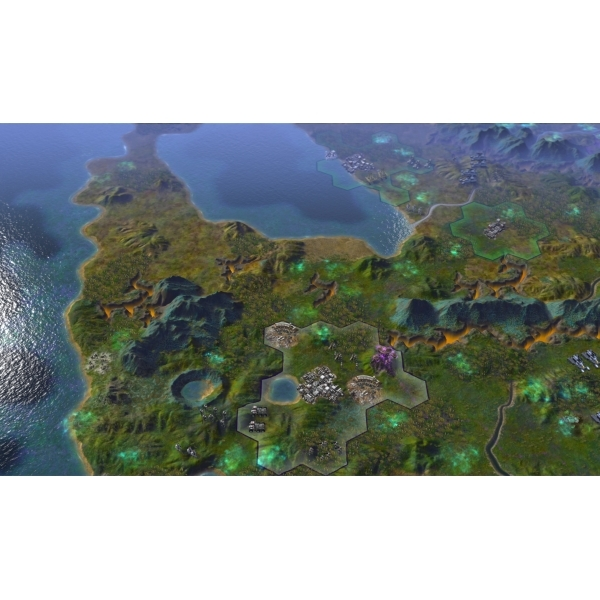 Sid Meier's Civilization Beyond Earth PC Game (with Exoplanets Map Pack DLC) - Image 8