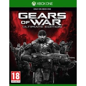 Gears Of War Ultimate Edition Xbox One Game