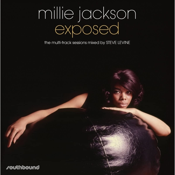 Millie Jackson - Exposed: The Multi-Track Sessions Mixed By Steve Levine Vinyl