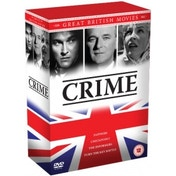 Great British Crime Box Set DVD