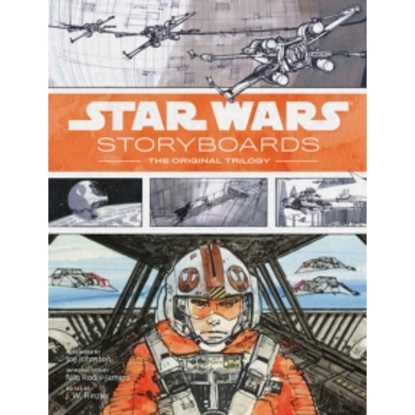 Star Wars Storyboards: The Original Trilogy : The Original Trilogy