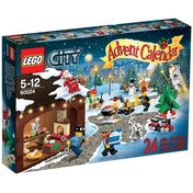 Ex-Display Lego City Advent Calendar 60024 Used - Like New