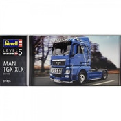 MAN TGX XLX Truck Revell Model Kit