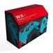 Gioteck WX-4 Wired Controller Blue for Nintendo Switch - Image 2