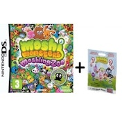 Moshi Monsters Moshling Zoo Game DS + Collectable Mega Bloks Buildable Figure