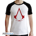 Assassin's Creed - Crest Men's Small T-Shirt - Black - Image 2