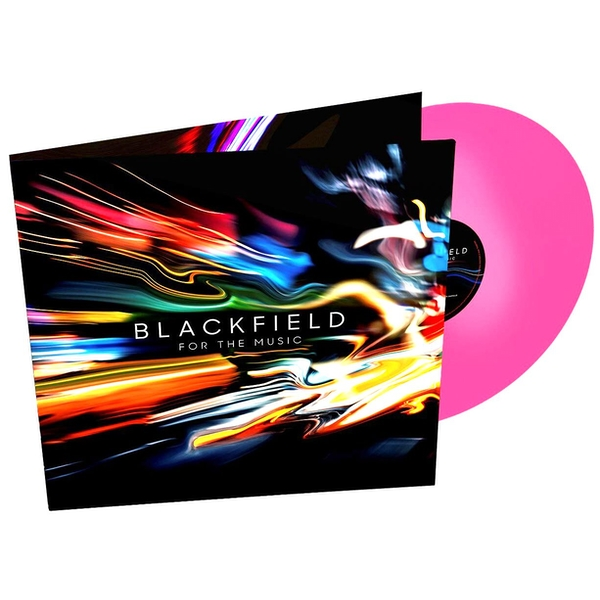 Blackfield - For The Music Pink Vinyl