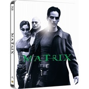 The Matrix Premium Collection Steelbook Blu-ray & UV Copy