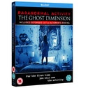 Paranormal Activity: The Ghost Dimension Blu-ray