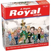 A Right Royal Laugh Game