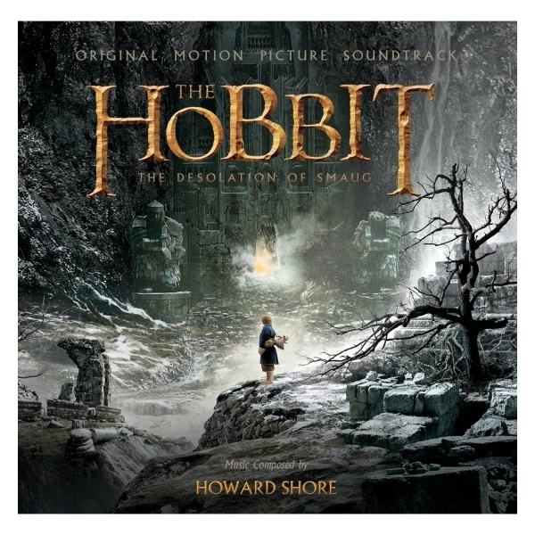 Original Soundtrack The Hobbit The Desolation Of Smaug (Howard Shore) CD