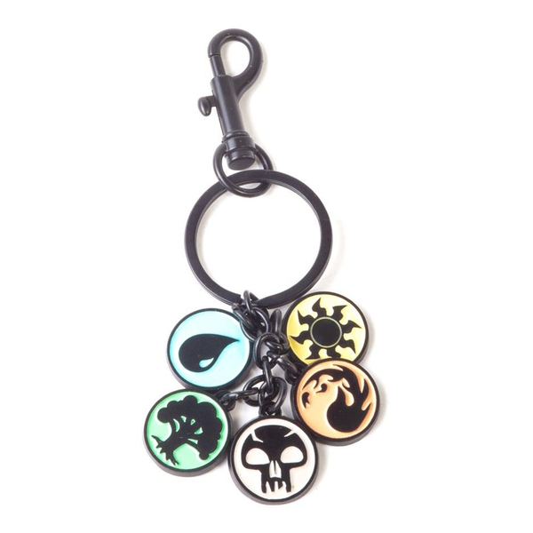 Hasbro - Magic: The Gathering Charms Keychain - Multi-Colour
