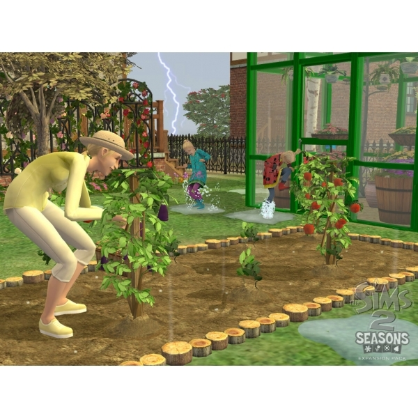 The Sims 2 Seasons Game PC - Image 4
