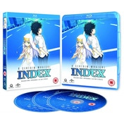 A Certain Magical Index Complete Season 1 Collection Blu-ray
