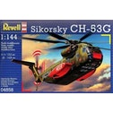 CH-53 G Heavy Transport Helicopter 1:144 Revell Model Kit