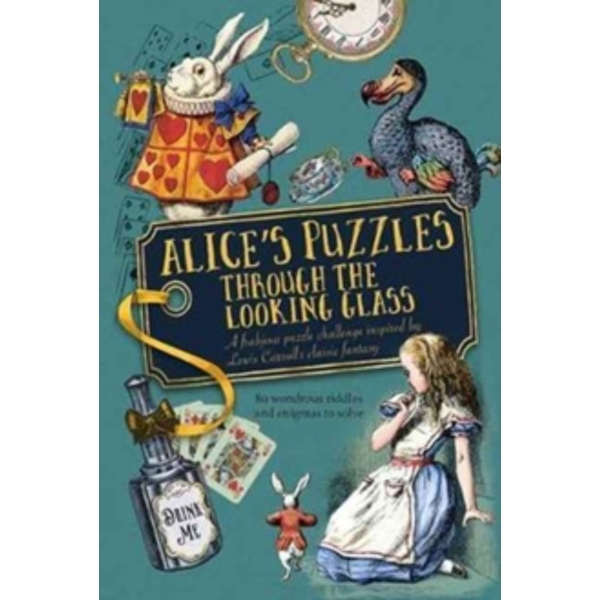 Alice's Puzzles Through the Looking Glass