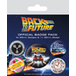 Back To The Future - Delorean Badge Pack - Image 2