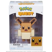Pokemon Quest - 4 Inch Vinyl Figure - Eevee