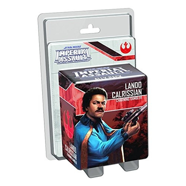 Star Wars Imperial Assault Lando Calrissian Ally Pack