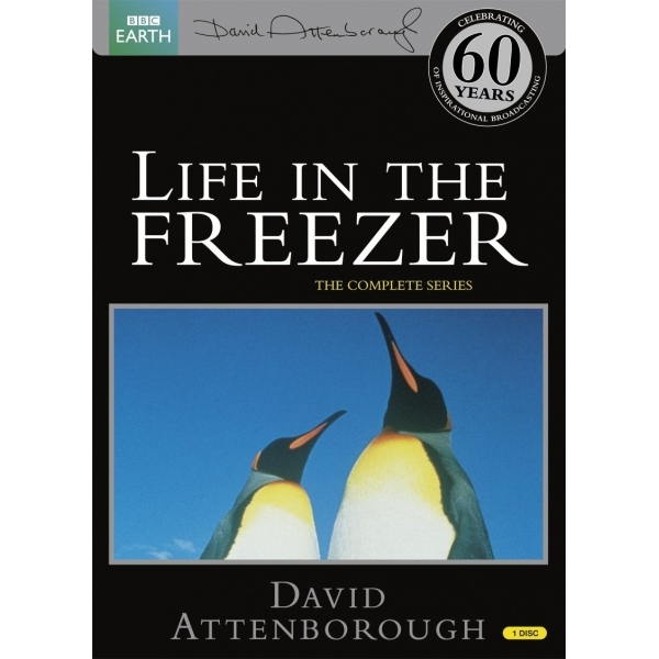 David Attenborough Life in the Freezer The Complete Series DVD