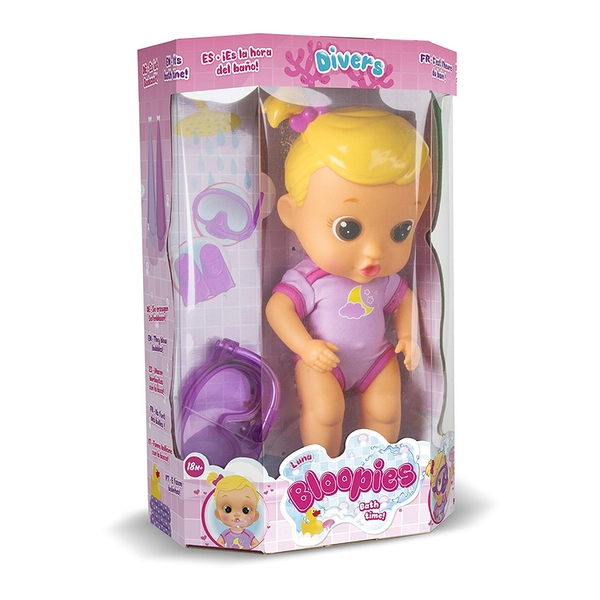 Bloopies Baby Luna Doll