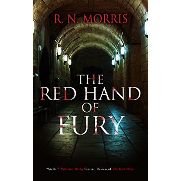 The Red Hand of Fury  Paperback / softback 2019