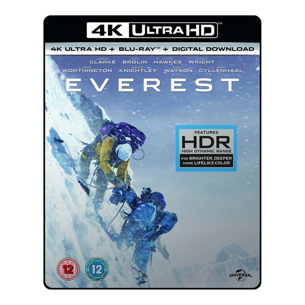 Everest 4K UHD Blu-ray - Image 1