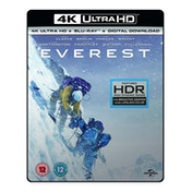 Everest 4K UHD Blu-ray
