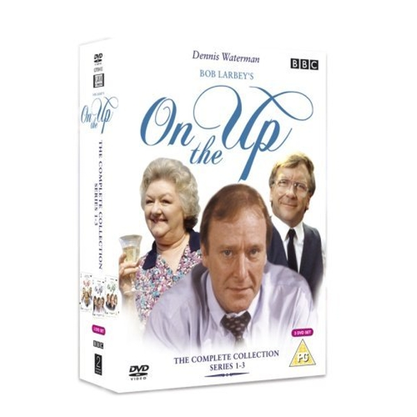 On The Up - Series 1-3 DVD 3-Disc Set