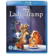 Disney Lady & the Tramp Blu-ray