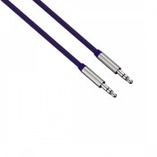 Hama Colour Line (Blue) Audio Cable Aluminium 1m