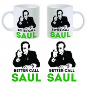 Breaking Bad Better Call Saul Mug ZT