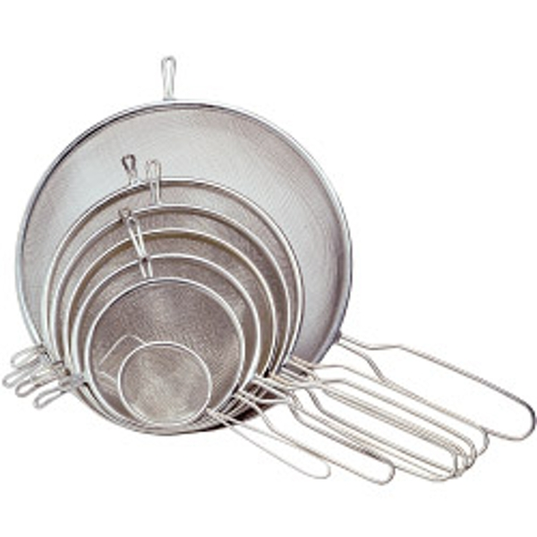 Chef Aid Metal Strainer 20.5cm dia