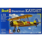 Stearman Kaydet 1:72 Revell Model Kit