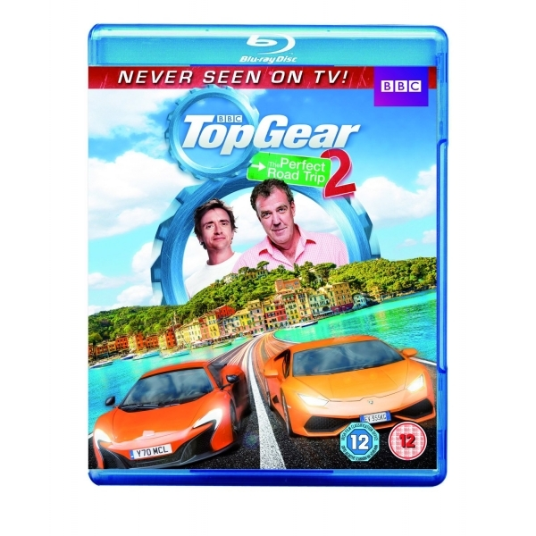 Top Gear The Perfect Road Trip 2 Blu-ray