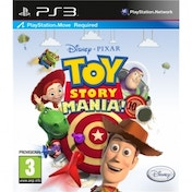 Playstation Move Pixar Toy Story Mania! Game PS3