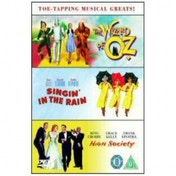 Wizard of Oz Singin In The Rain High Society DVD